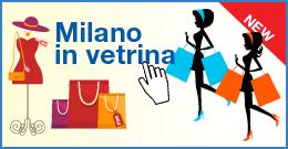 Milano in vetrina