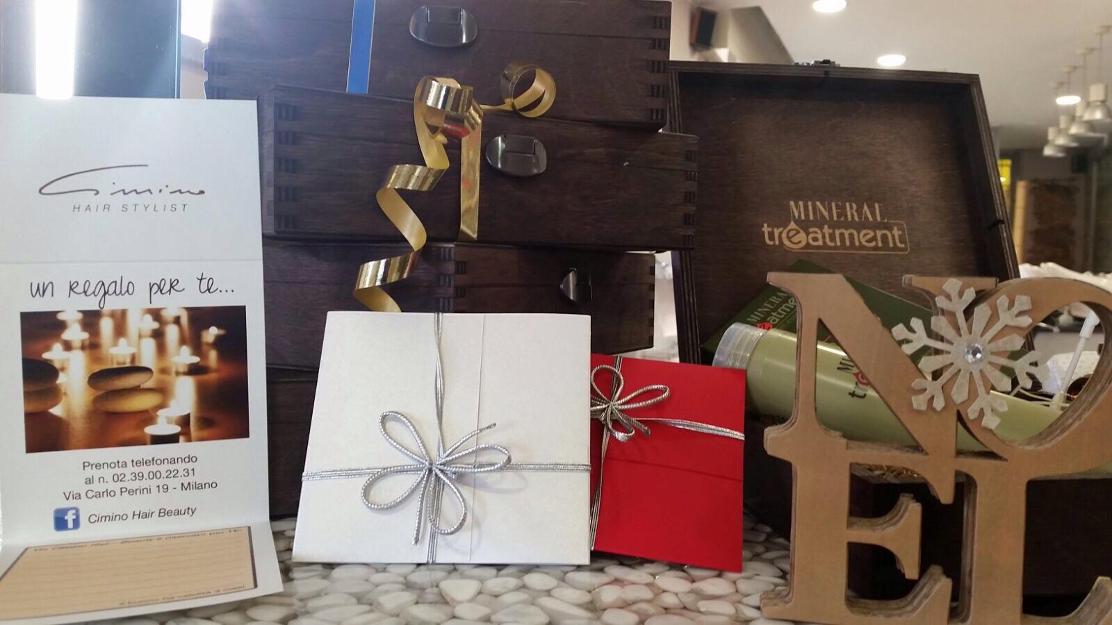 Populaire buoni regalo centro estetico Fabio Cimino, idee regalo natale 2015  FI84