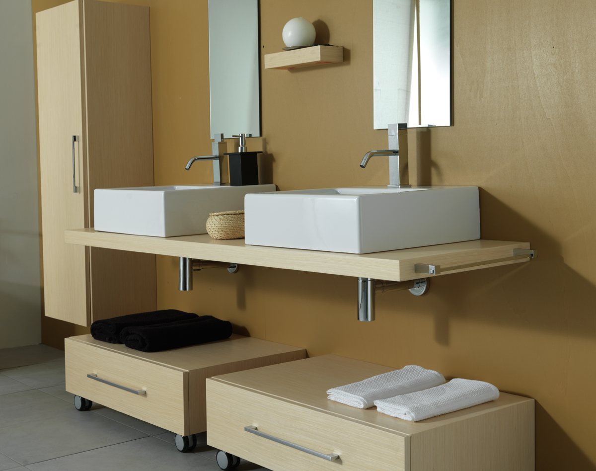 Mobili bagno su misura mastrofiore bagni soluzioni per - Bagno ikea accessori ...