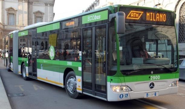 Autobus Atm Milano