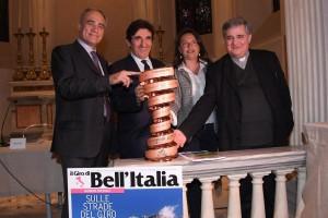 'Il Giro di Bell'Italia'