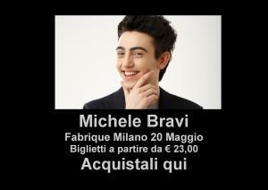Concerto Michele Bravi