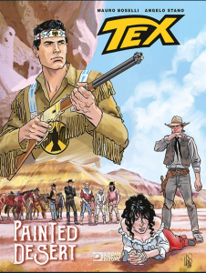 Tex Painted Desert