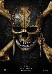 locandina- Pirata dei caraibi- la vendetta di Salazar