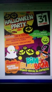 Halloween al Bim Bum Bam
