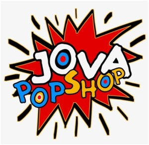 LOGO JOVA POP SHOP