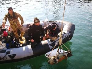 Palombari Marina Militare