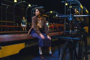 Uomini e no. Saggio terzo anno. Piccolo Teatro di Milano. Foto