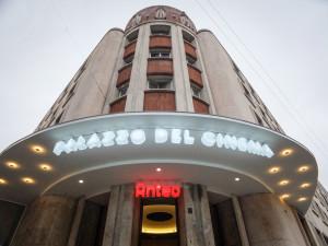 Il nuovo Palazzo Del Cinema Anteo q