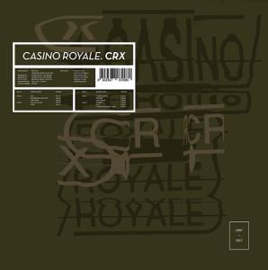 Casino Royale CRX 2LP cover