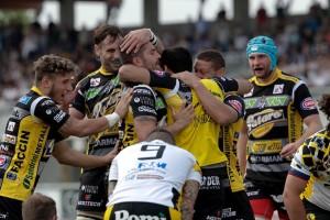 Campionato Italiano Eccellenza 2016-2017, Semifinale di ritorno, Calvisano (BS), 20/05/2017, Patarò Rugby Calvisano v Rugby Viadana