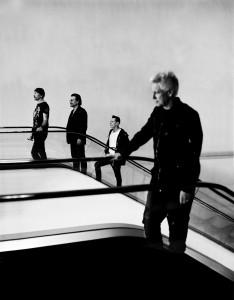 U2- Credit Anton Corbijn