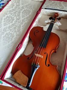Quartetto futurista violino