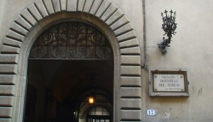 palazzo rosselli