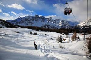 Ski Area Alpe Palù Valmalenco