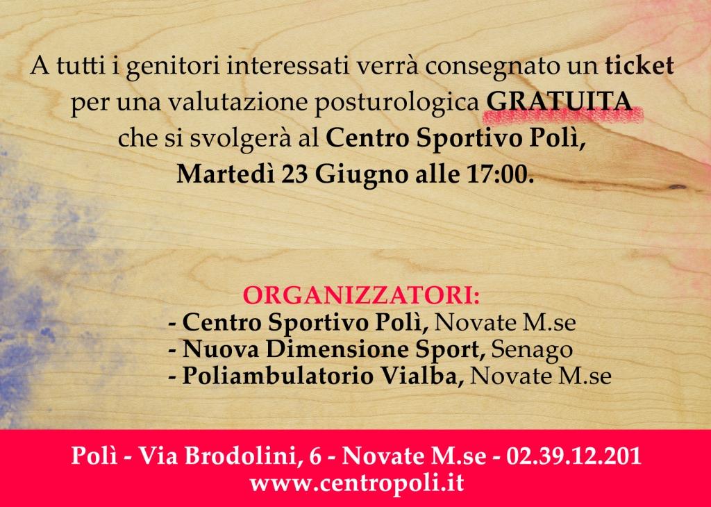 Piscina Poli Novate Milanese.Centro Sportivo Poli Dietrolanotizia