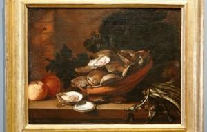 Giuseppe-Recco-Natura-morta-con-ostriche-e-sedano