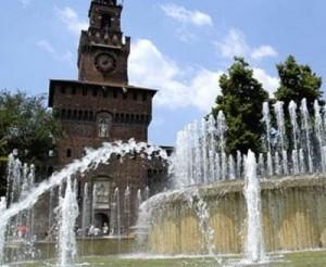 Piazza Cannone Milano