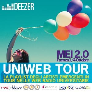 UNIWEB TOUR
