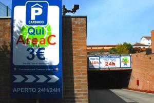 Parking Milano Centro -  Carducci