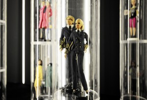 Barbie comandante Alitalia