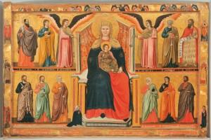 Maestro di Cesi, Madonna con il Bambino e Santi, Cesi, Parrocchia di Santa Maria Assunta