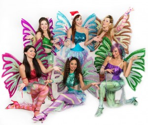 Winx Club Musical Show - Chrtistmas Tour (1)