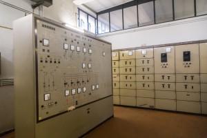 7_ Sala di comando e controllo Sottostazione di Conversione a Rombon