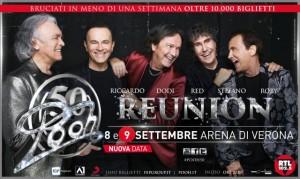 POOH_Arena di Verona musica