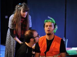 Shakespeare vs Shakespeare on air  TEATRO