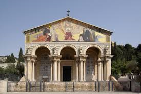 THE MAIN PLACED SACRED IN JERUSALEM