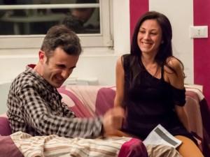 Unscorched di Luke Owen nella foto Francesco Lovati e Maria Renda  teatro