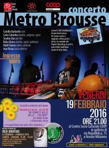 concerto MetroBrousse