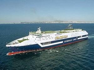 nave cruise Roma (Grimaldi)