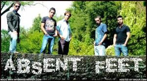 Absent feet