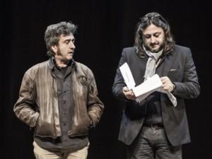 Alessandro Betti e Alfredo Colina