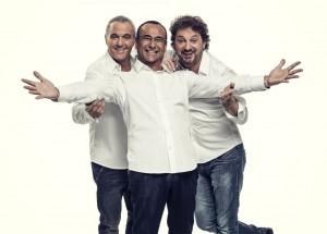 Panariello - Conti - Pieraccioni