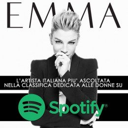 emma-classifica-spotify-260x260 musica