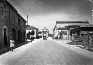 Documentazione ANAS ante 1949 la Via Emilia Atelier Vasari Roma