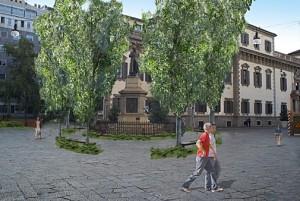 piazza beccaria