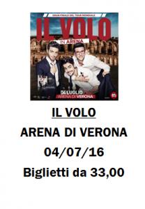 Concerto Il Volo a Verona