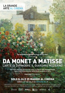 da monet a matisse al cinema
