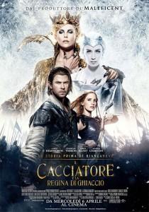 Il cacciatore e la regina di ghiaccio - locandina