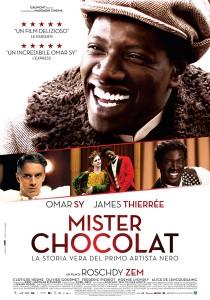 locandina  mister chocolat