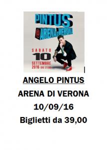 Concerto Pintus a Verona