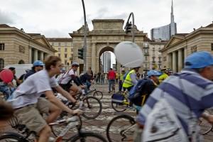 Cyclopride_piazza XXV aprile