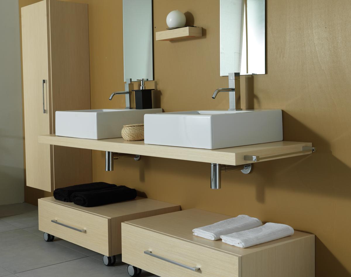 Mobili Rustici Bagno : Mobili bagno su misura mastrofiore bagni soluzioni per bagno