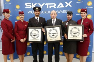 Qatar Airways wins World's Best