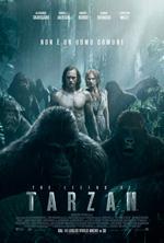 locandina the legend of tarzan
