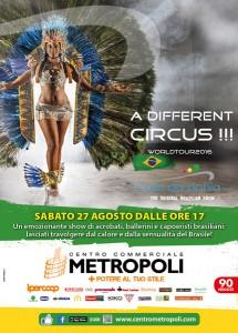 Brasile a Metropoli